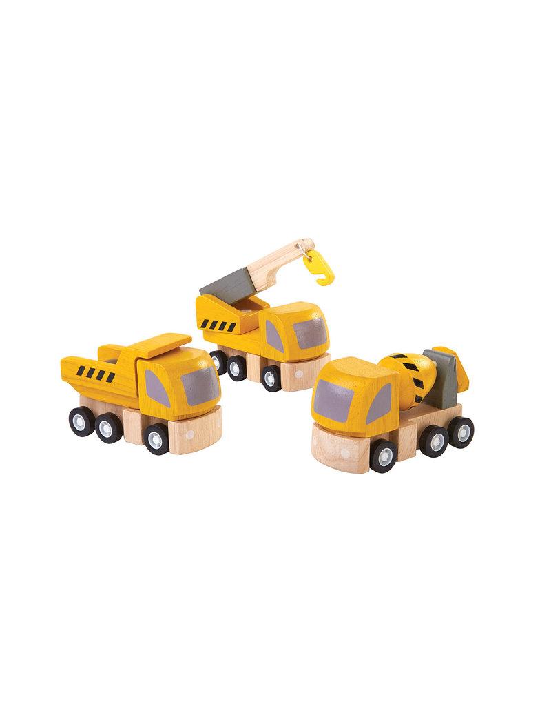 Plan Toys Plan Toys snelwegonderhoud set