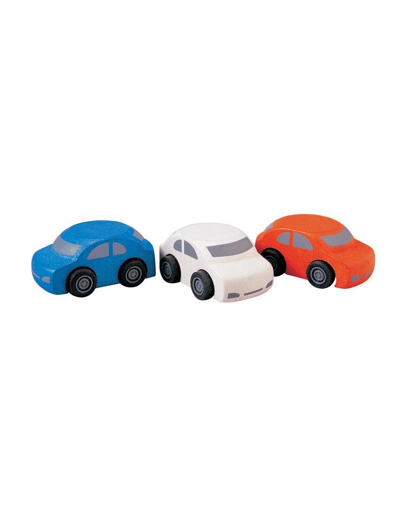 Plan Toys Plan Toys familie wagens