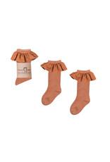 Mama's Feet Mama's Feet kniekousen Spanish Seville rust