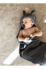 Liewood Liewood Nomi baby swaddle rabbit dumbo grey