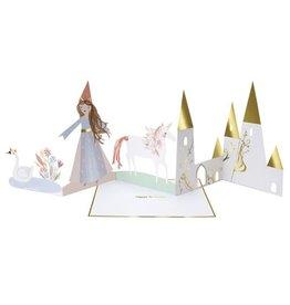 Meri Meri Meri Meri princess concertina card