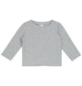 Gray Label Gray Label baby L/S tee grey melange