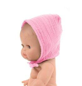Minikane Minikane Bonnet rose