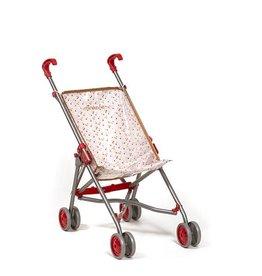 Minikane Minikane Doll stroller cherries