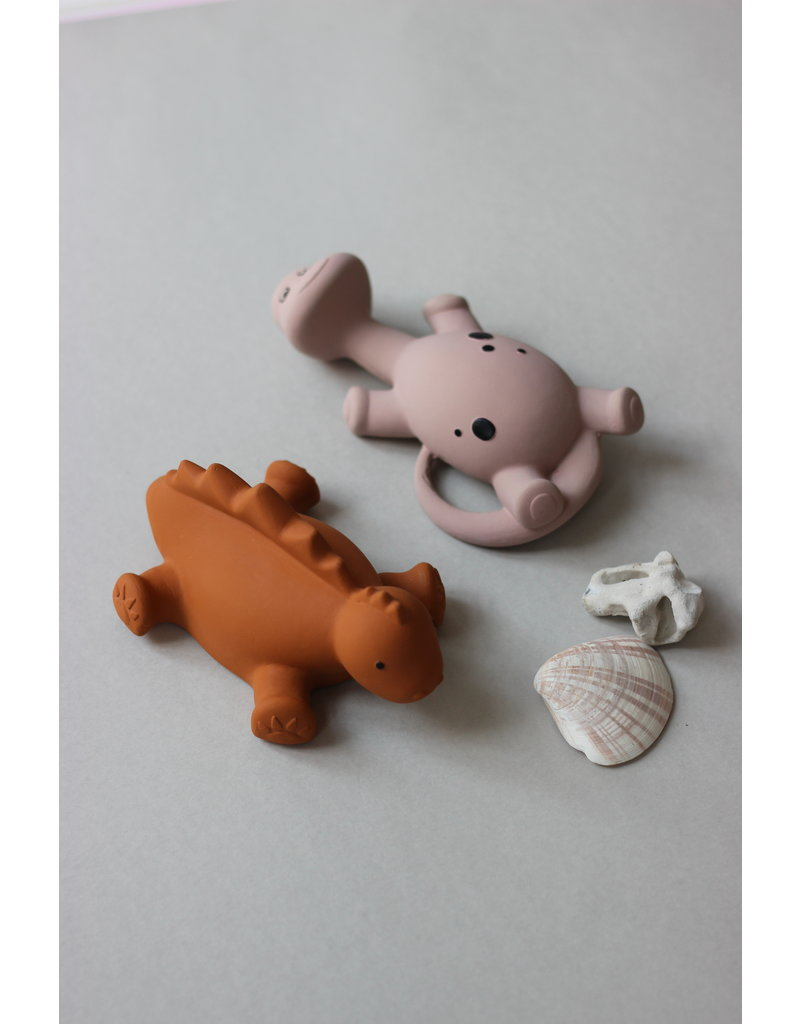 Liewood Liewood Algi bath toys 2-pack rose mix