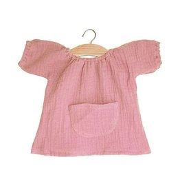 Minikane Minikane Dress Jeanne rose