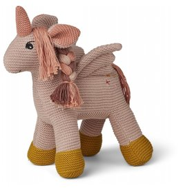 Liewood Liewood Adiana knitted teddy unicorn sorbet rose