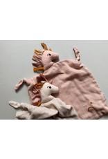 Liewood Liewood Agnete cuddle cloth unicorn sorbet rose