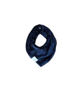 Slaep Slaep bandana bib blue nights dark blue
