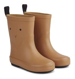Liewood Liewood Rio rain boot rabbit mustard
