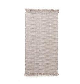 Kid's Concept Kid's Concept tapijt katoen/jute roze