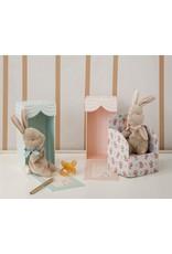 Maileg Maileg my first bunny in box rose