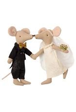 Maileg Maileg wedding mice couple in box