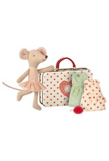 Maileg Maileg ballerina mouse with 2 dresses