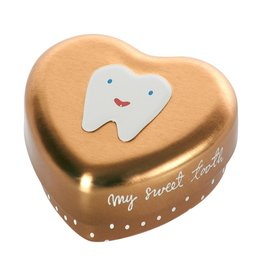Maileg Maileg tooth box gold