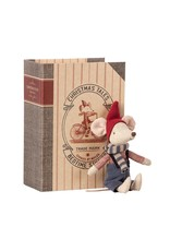 Maileg Maileg Christmas mouse in book big brother