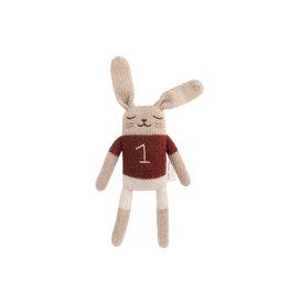 main sauvage main sauvage soft toy bunny sienna