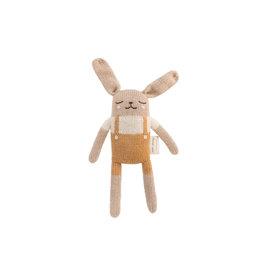 main sauvage main sauvage soft toy bunny mustard