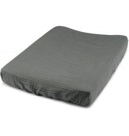 Konges Slojd Konges Slojd fitted sheet changing cushion teal