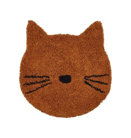 Liewood Liewood Bobby rug cat mustard