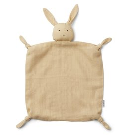 Liewood Liewood Agnete cuddle cloth rabbit smoothie yellow