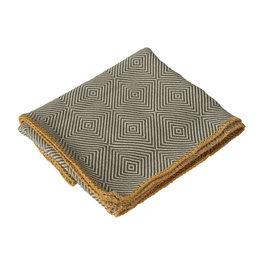 Quax Quax blanket 90x110 Natural khaki/saffran