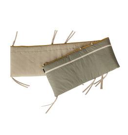 Quax Quax bed & box omtrek Ethnic beige/khaki