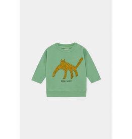 Bobo Choses Bobo Choses Leopard Sweatshirt