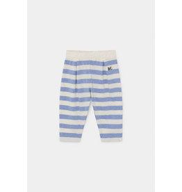 Bobo Choses Bobo Choses B.C. Striped Jersey Trousers