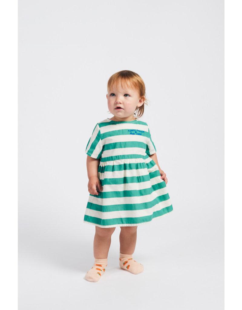 Bobo Choses Bobo Choses A Dance Romance Striped Dress