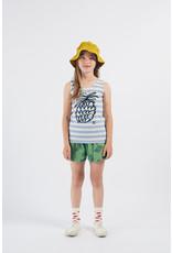 Bobo Choses Bobo Choses Pineapple Striped Tank Top