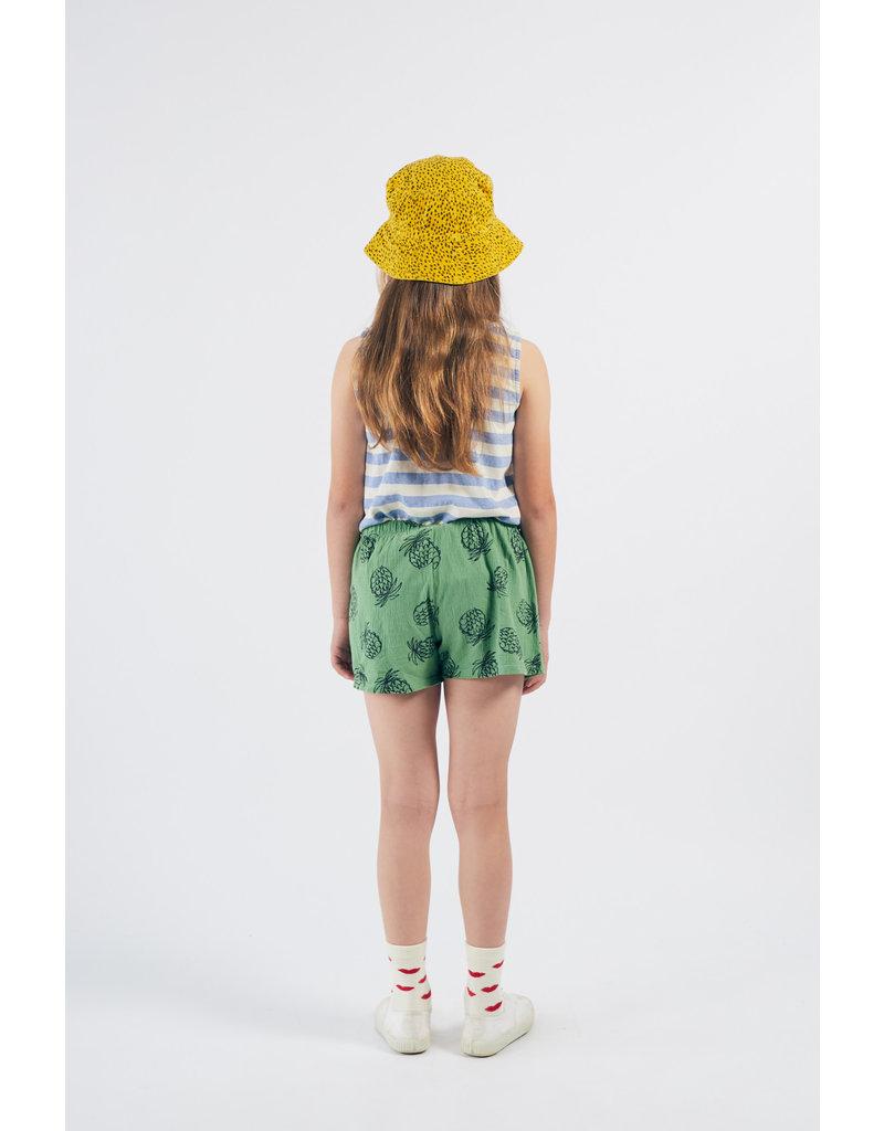 Bobo Choses Bobo Choses All Over Pineapple Jersey Shorts