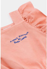 Bobo Choses Bobo Choses Waves Woven Ruffle Dress