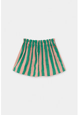 Bobo Choses Bobo Choses Striped Flared Skirt