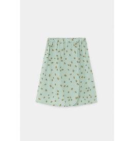 Bobo Choses Bobo Choses All Over Daisy Wrap Midi Skirt