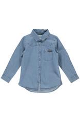 MarMar MarMar Shirt Theo Mid Denim Blue