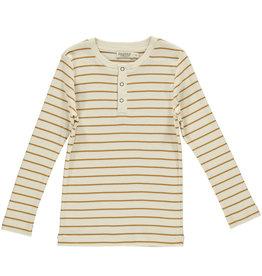 MarMar MarMar T-shirt Trevor Pumpkin Pie Stripe