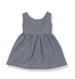 1 + in the family 1 + in the family Pompeya dress blue notte