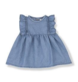 1 + in the family 1 + in the family Menorca dress denim