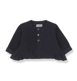 1 + in the family 1 + in the family Ginosa girly jacket blue notte