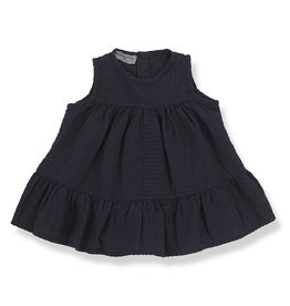 1 + in the family 1 + in the family Orio dress blue notte