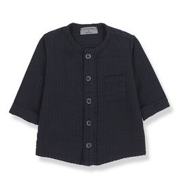 1 + in the family 1 + in the family Oyon shirt blue notte
