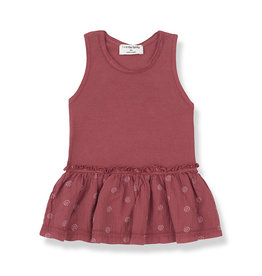 1 + in the family 1 + in the family Matilda dress red