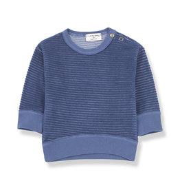 1 + in the family 1 + in the family Palau sweatshirt azzurro