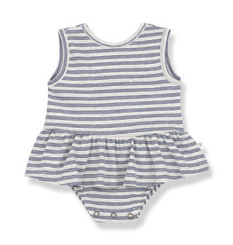 1 + in the family 1 + in the family Ceret body-dress azzurro