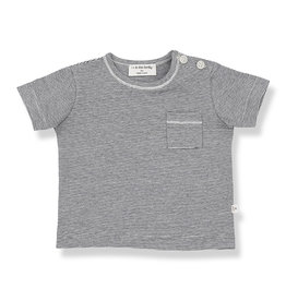 1 + in the family 1 + in the family Cadaques t-shirt blue notte