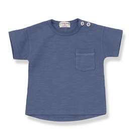 1 + in the family 1 + in the family Vico t-shirt azzurro