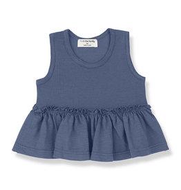 1 + in the family 1 + in the family Leuca sleeveless blouse azzurro