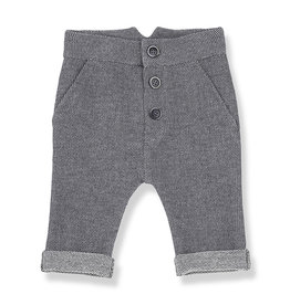 1 + in the family 1 + in the family Corato pants blue notte