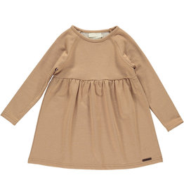 MarMar MarMar Dress Day LS Rose Stone